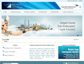 gosga.garuda-indonesia.com screenshot
