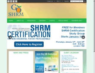 goshrm.com screenshot