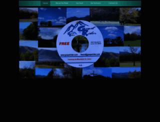 gospelrider.com screenshot