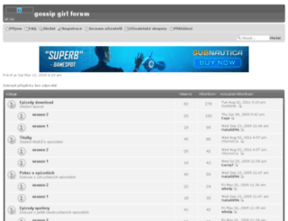 gossip-girl.lifeme.net screenshot