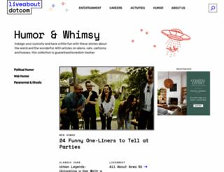 gossip.about.com screenshot