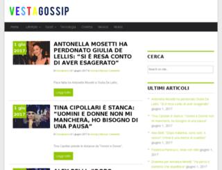 gossip.vestanews.com screenshot