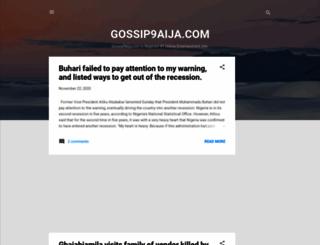 gossip9aija.com screenshot