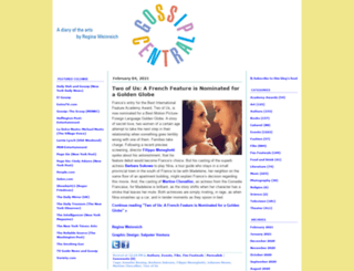 gossipcentral.com screenshot