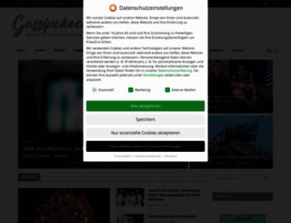 gossipcheck.com screenshot