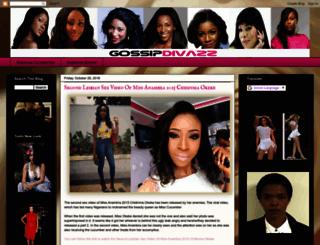 gossipdivazz.blogspot.com screenshot