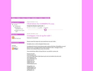gossipguy.com screenshot