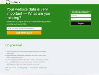 gostats.com screenshot