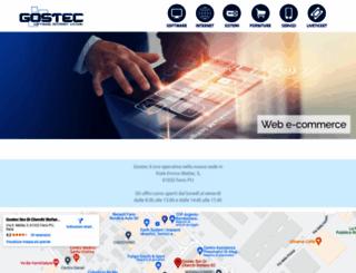 gostec.net screenshot