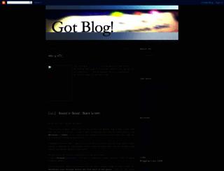 got-blog.blogspot.co.nz screenshot