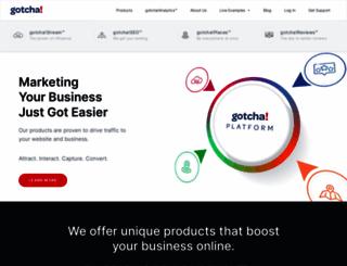 gotchamobi.com screenshot