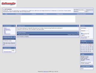 goteamsgo.com screenshot