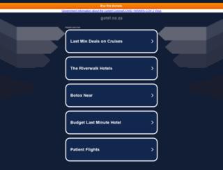 gotel.co.za screenshot