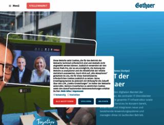 gothaer-systems.de screenshot