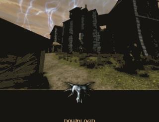gothic-reloaded-mod.de screenshot