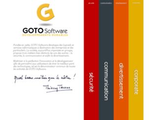 goto-software.com screenshot