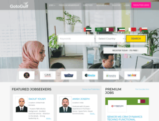 gotogulf.com screenshot