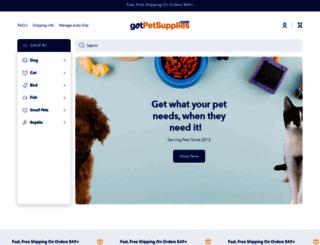 gotpetsupplies.com screenshot