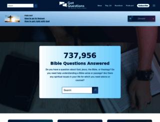gotquestions.org screenshot