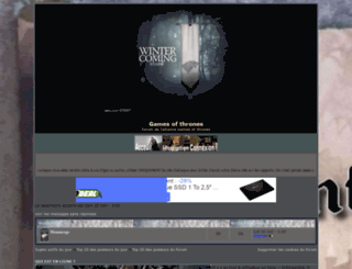 gots.lebonforum.com screenshot