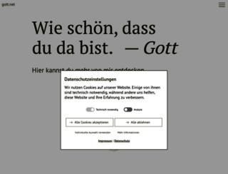 gott.net screenshot