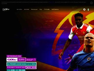 gotvafrica.com screenshot