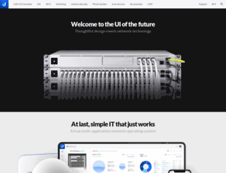 goubiquiti.com screenshot