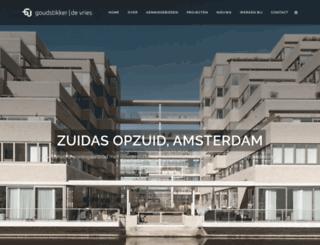 goudstikker.nl screenshot