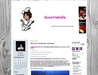 gourmandiz.hautetfort.com screenshot