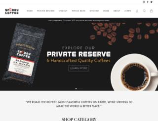 gourmet-coffee.com screenshot