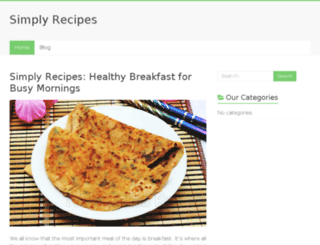 gourmetblog.org screenshot