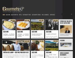 gourmetsandco.net screenshot