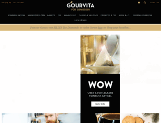 gourvita.com screenshot