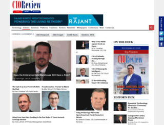 government.cioreview.com screenshot