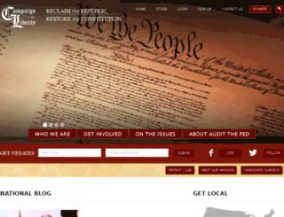 government.org screenshot