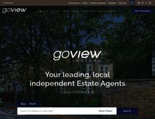 goviewlondon.co.uk screenshot
