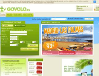 govoloes4.travelagency.travel screenshot