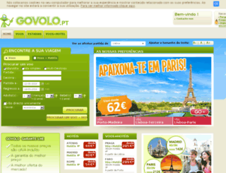 govolopt4.travelagency.travel screenshot
