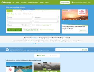govoyages.travelagency.travel screenshot