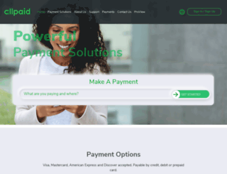 govpaynet.com screenshot