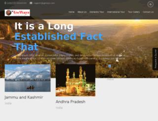 gowayz.com screenshot