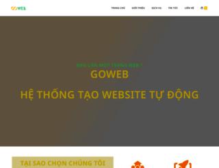 goweb.vn screenshot