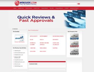 gowebguide.com screenshot