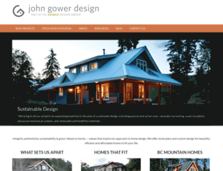 gowerdesigngroup.com screenshot