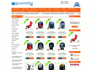 gowesbike.com screenshot