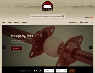 gowesty.com screenshot