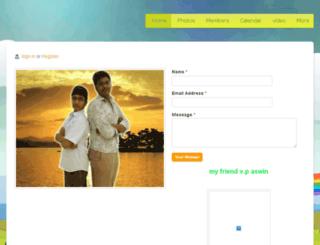 gowthamcvijaynagaraj.webs.com screenshot