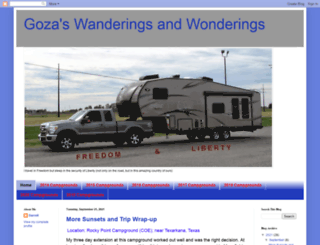 gozatravels.blogspot.com screenshot