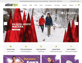 gozdespor.com screenshot