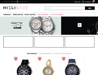 gozluk.hizlisaat.com screenshot